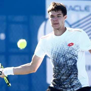 Piotrkowianin Kamil Majchrzak zagra w US Open