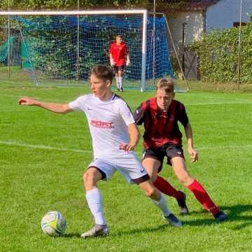 Komplet punktów Sportingu Radomsko