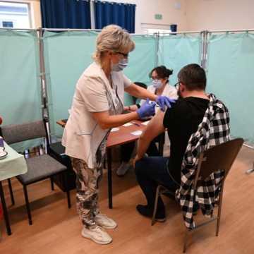 Łódzkie: ponad 1,4 mln zaszczepionych, o 100 tys. więcej niż 5 dni temu