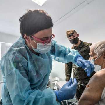 Łódzkie: w regionie blisko 1,2 mln szczepień przeciwko COVID-19