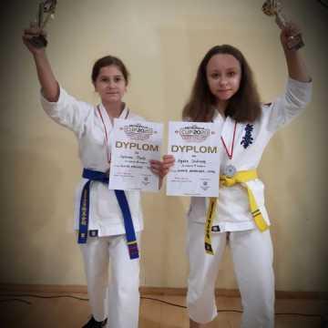 Srebro i brąz dla zawodniczek z Klubu Karate Randori z Radomska