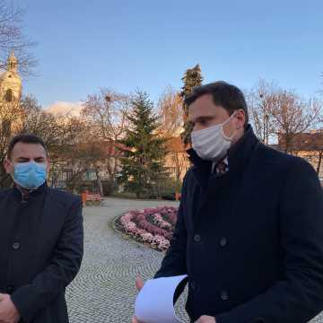 Wicewojewoda apeluje do radomszczan: przestrzegajmy zasad reżimu sanitarnego