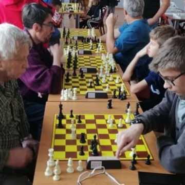 Mikołajkowy Turniej Szachowy w Muzeum