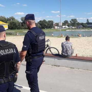 Policja podsumowała tegoroczne wakacje w województwie łódzkim