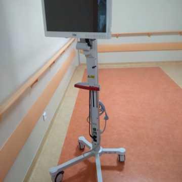 Nowy wideobronchoskop pomoże walczyć ze skutkami koronawirusa
