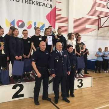 Uczniowie Mechanika uczestnikami turnieju o puchar Komendanta Wojewódzkiego Policji w Łodzi