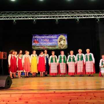 Światowy Festiwal Poezji Marii Konopnickiej w Przedborzu