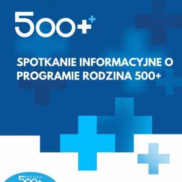 Spotkania informacyjne o programie 500 plus w pow. radomszczańskim