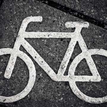 Ścieżka rowerowa na ul. Narutowicza w Radomsku w odległych planach