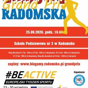 Pierwsze Biegowe Grand Prix Radomska