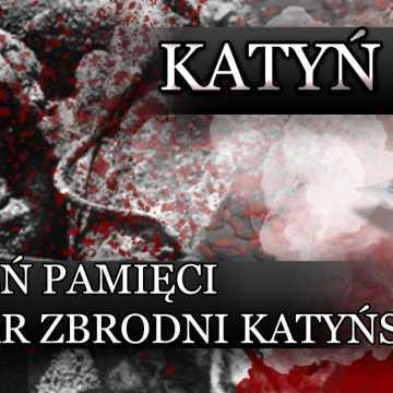 Dzień Pamięci Ofiar Zbrodni Katyńskiej w Radomsku [PROGRAM]