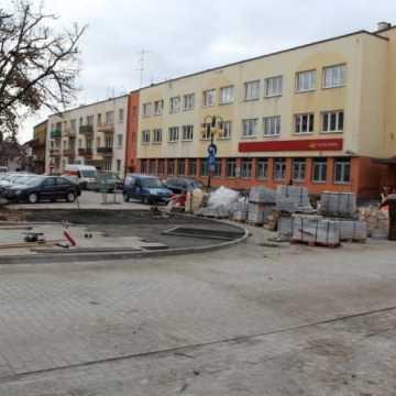 Kiedy zakończą się prace na ul. Reymonta w Radomsku?