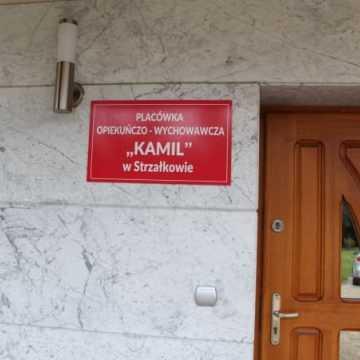 """Placówka Opiekuńczo-Wychowawcza """"Kamil"""" w Strzałkowie już otwarta"""