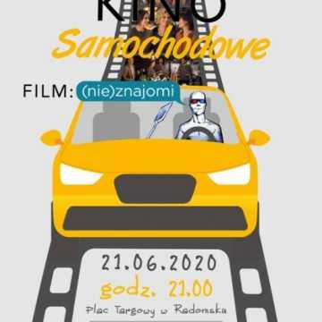 Kino samochodowe w Radomsku już 21 czerwca