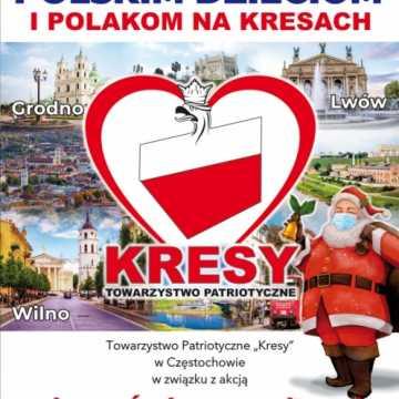 W Radomsku rusza akcja Święty Mikołaj na Kresach
