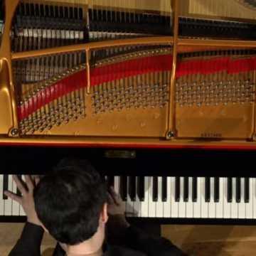 Obejrzyj występ Mateusza Dudy na eliminacjach do Konkursu Chopinowskiego