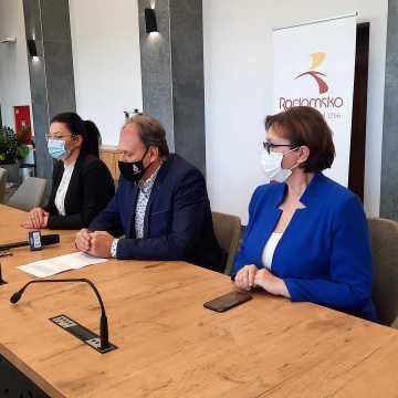 Nowa koalicja stała się faktem. Stowarzyszenia Razem dla Radomska oraz Wspólny Samorząd będą działać z Prawem i Sprawiedliwością