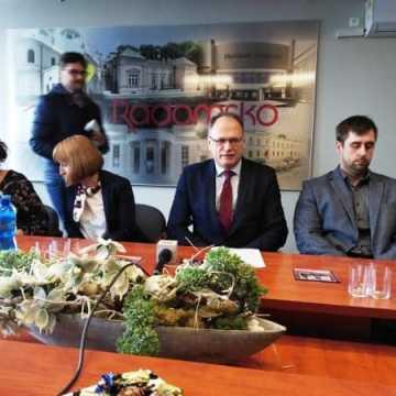 Prezydent Jarosław Ferenc podsumował pierwszy rok swojej kadencji