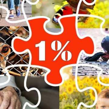 Zostaw 1 procent podatku w powiecie radomszczańskim!
