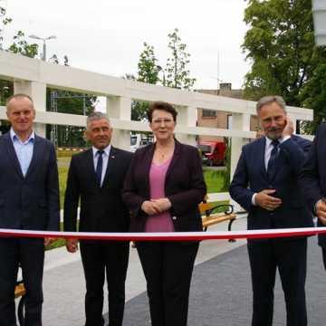 W Gomunicach powstał nowy park