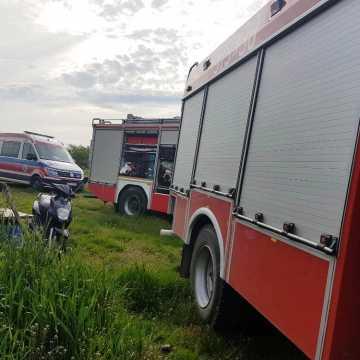 Podejrzanie podtrucia gazem w Babczowie