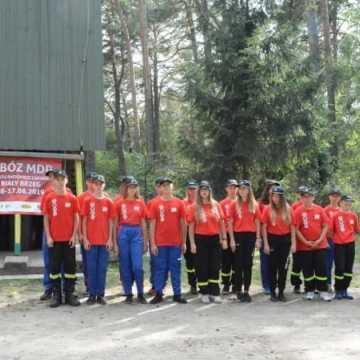 Młodzieżowe Drużyny Pożarnicze w Białym Brzegu