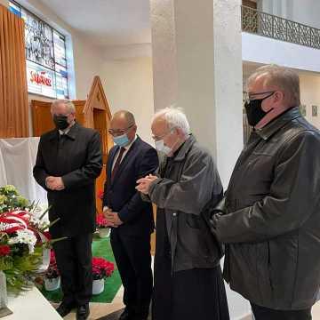 Upamiętnili ofiary katastrofy smoleńskiej