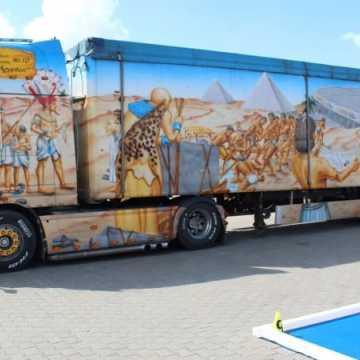 4. Międzynarodowy Dzień Kierowców Zawodowych w PORT Radomsko