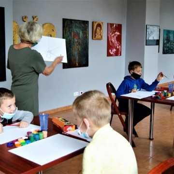 """""""Zabawy Symetrią"""" w Muzeum w Radomsku"""