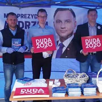 PiS zachęca do głosowania na Andrzeja Dudę