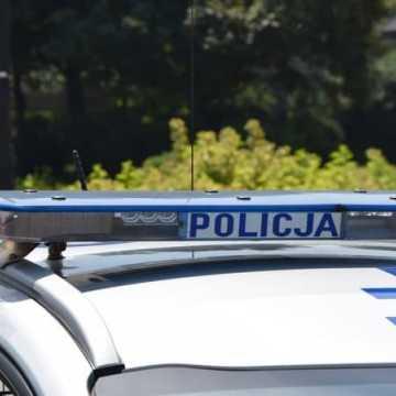 W Gomunicach zatrzymano kierowcę z 3,1 promila alkoholu