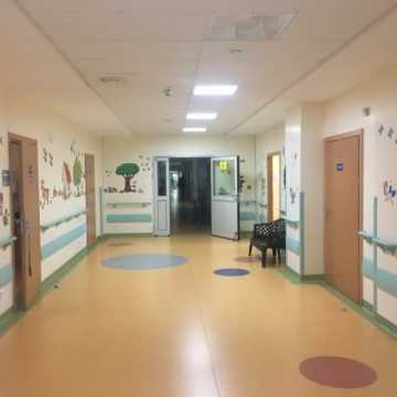 Szpital przyjmie młodych pacjentów z Piotrkowa Trybunalskiego