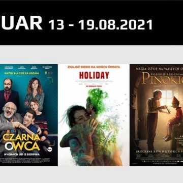 Kino MDK w Radomsku zaprasza. Repertuar od 13 do 19 sierpnia