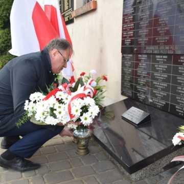 Prezydent Radomska i władze powiatu w hołdzie ofiarom Zbrodni Katyńskiej