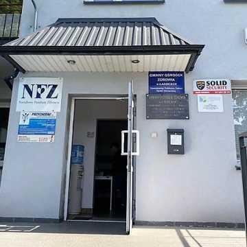 Kontrola NFZ wykazała nieprawidłowości w funkcjonowaniu ośrodka zdrowia w Ładzicach