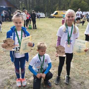 Bieg na 100 km i bieg po zdrowie zawodniczek KBKS Radomsko