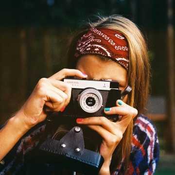 Gdy fotografia jest pasją Twojego dziecka lub może się nią stać