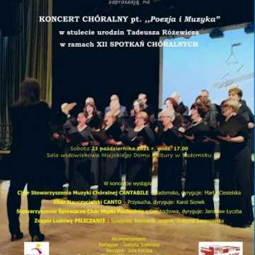 Spotkania chóralne już za tydzień w Radomsku