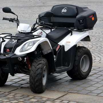 Egzamin na motorower i czterokołowiec lekki możliwy w Radomsku