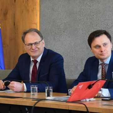 Rozmawiali o działalności SIM Łódzkie