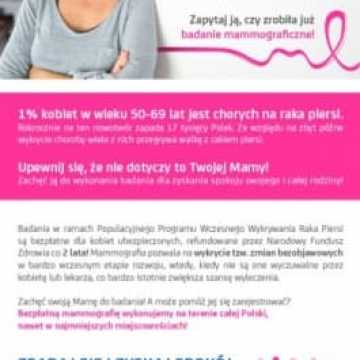13 grudnia do Radomska zawita mammobus