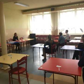 5 dzień strajku i ostatnie egzaminy gimnazjalne