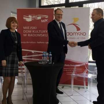 Krzysztof Zygma nowym dyrektorem MDK w Radomsku