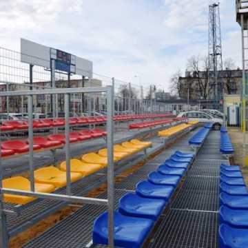 Inwestycje na miejskim stadionie w Radomsku