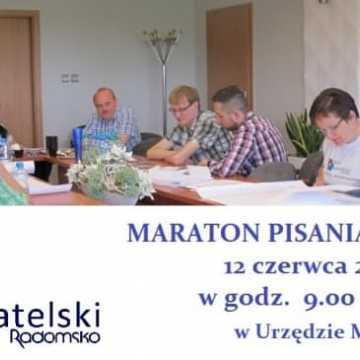Zbliża się Maraton Pisania Wniosków do Budżetu Obywatelskiego
