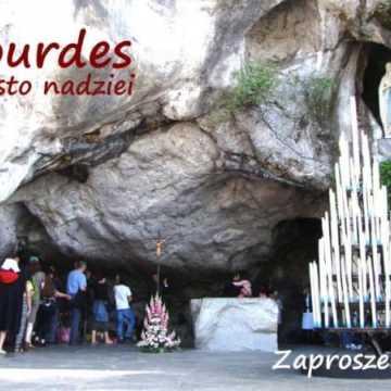 Lourdes w obiektywie Tadeusza Olczyka