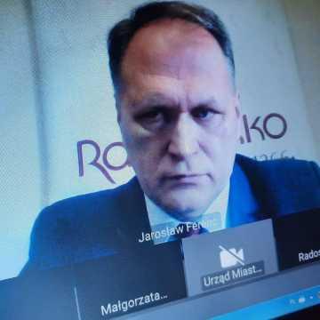 Prezydent Radomska Jarosław Ferenc podsumował dwa lata kadencji