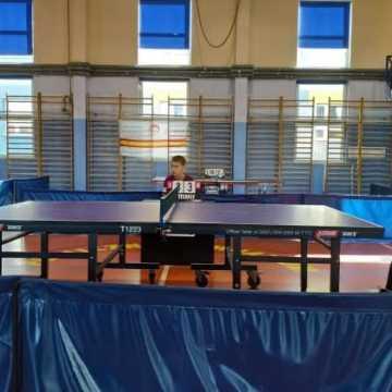 PSP w Gidlach i PSP w Kietlinie mistrzami powiatu radomszczańskiego w tenisie stołowym