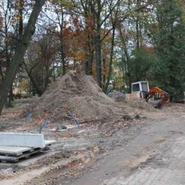 Park Świętojański i ulica Fabianiego poczekają na modernizację