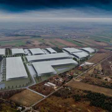 Rusza budowa pierwszego magazynu na terenie LOOGIC Park Radomsko